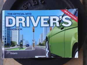 THE OFFICIAL MTO DRIVERS HANDBOOK