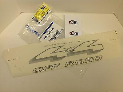 1999-2003 Ford Ranger RH or LH Platinum 4x4 Offroad Bedside DECAL new OEM