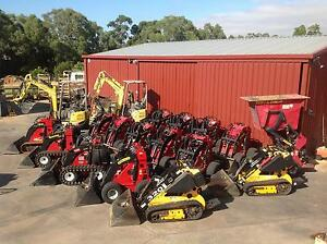 Mini Digger Rental - Dingo & Mini Ecavator Hire Midland Swan Area Preview