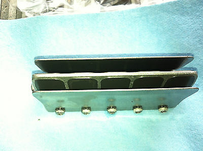 1994 MERCURY FORCE 90HP REED PLATE ASSEMBLY 11645