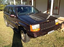 Jeep cherokee 1999 auto Hornsby Heights Hornsby Area Preview