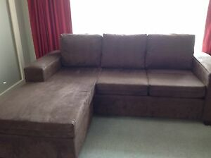 Urgent sell. 3 seater sofa with chaise Carlingford The Hills District Preview
