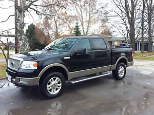 2004 Ford F-150 Lariat 4X4 Certified/E-Tested