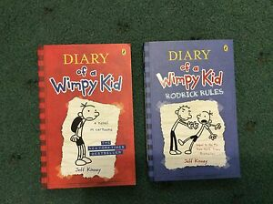 Diary of a Wimpy Kid Books Holden Hill Tea Tree Gully Area Preview
