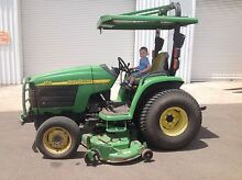 2004 John Deere 4210 Diesel Tractor mid mounted mower Penrith Penrith Area Preview