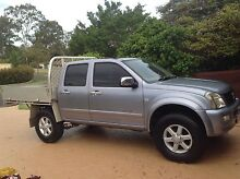 2004 HOLDEN RODEO 4X4 DUALCAB Elimbah Caboolture Area Preview
