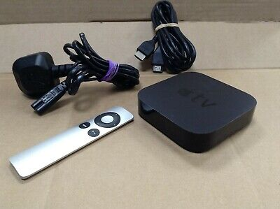 Apple TV 3rd Gen A1427 media streamer.....