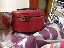 Women's leather jewellery box/carry case Arncliffe Rockdale Area Preview
