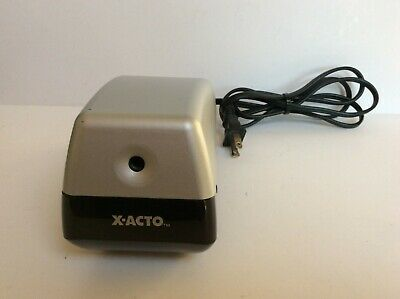 X-acto Model 19xx Cn Electric Pencil Sharpener - Tested - Works Nicely