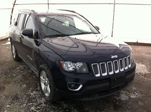 2017 Jeep Compass Sport/North REMOTE VEHICLE STARTER, SUNROOF...