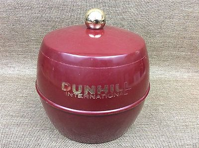 Rare Collectable Vintage 1960's Dunhill International Ice Bucket - Xmas Party