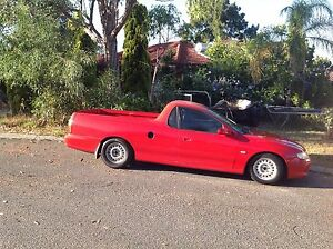 Vu s pak ute v6 $2900 Edgewater Joondalup Area Preview