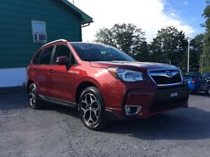 2015 Subaru Forester ONLY 33KM! - TURBO MODEL WITH EYESIGHT DRIV