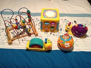 Baby Toys - Assorted Prices Ashby Wanneroo Area Preview