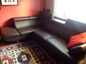 Sectional almost new