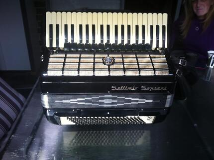 piano accordion Settimio Soprani late 50,s /early 60,s Reservoir Darebin Area Preview