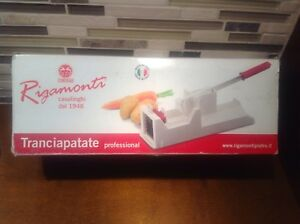 Rigamonti Tranciapatate Potato Vegetable Cutter French Fry Maker