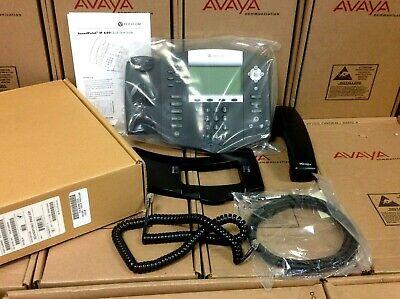 New Polycom Soundpoint Ip 650 Sip 2200-12651-025 Polycom Ip 650 No Power Supply