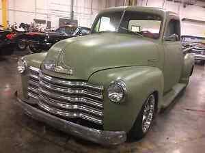 1951 Chevrolet pickup hot rod rat rod Hastings Mornington Peninsula Preview