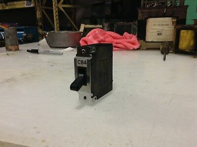 Nippon Thermo TSB-5 Circuit Breaker, Type 4, 10 Amp, Used, WARRANTY