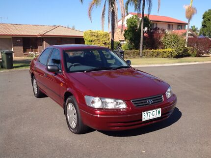 2001 TOYOTA CAMRY CSI FOUR CYLINDER-CHEAP Eight Mile Plains Brisbane South West Preview