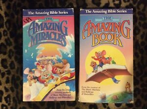 The amazing bible series VHS