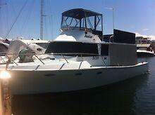 42ft GRP FLYBRIDGE CRUISER (EX CRAY) SWAP 4 Smaller Boat Seville Grove Armadale Area Preview