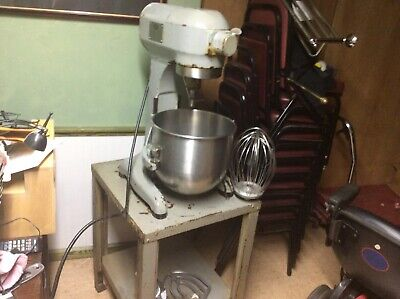 Hobart A-200 20 Quart Dough Bakery Mixer 3 Speed W Attachments
