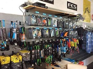 Surf boards wetsuits fins surf hardware FCSII Futures creatures Xcel Palmyra Melville Area Preview