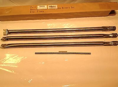 NEW BBQ Factory 7508 Stainless Steel 3 Burner Tube Set Replacement for Weber