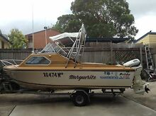Boat for sale - excellent condition Speers Point Lake Macquarie Area Preview