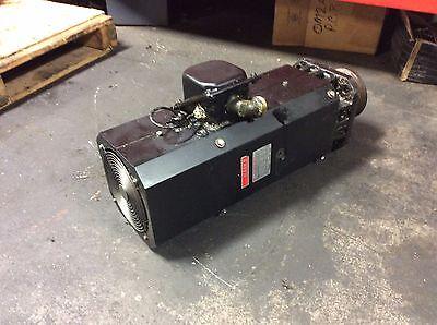 Yaskawa AC Spindle Drive Motor, # EEVA-51KM, 3.7/5.5 kW, Used, (3) WARRANTY