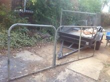 Driveway gate frames Watson North Canberra Preview
