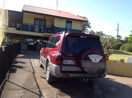 2006 Pajero Exceed  Chatsworth Gympie Area Preview
