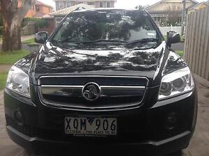 2010 Holden Captiva CX CG Auto AWD MY10 Newport Hobsons Bay Area Preview