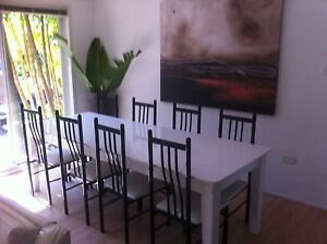 Table and 8 chairs Barden Ridge Sutherland Area Preview