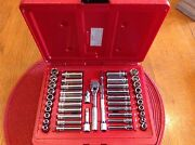 Mac 1/4 Metric Socket Set