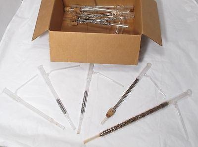 Lab Glassware Filter Distilling Tubes Qty 14