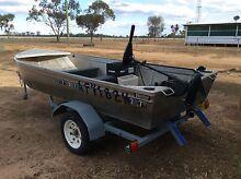 Hunter Marine 370 Sportsman Boat Walgett Walgett Area Preview