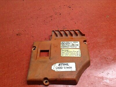 Stihl Ts 460 Concrete Saw Carburetor Carb Cover