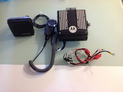 1 x Motorola XTL2500 VHF P25 Digital Two Way Radio  Morley Bayswater Area Preview
