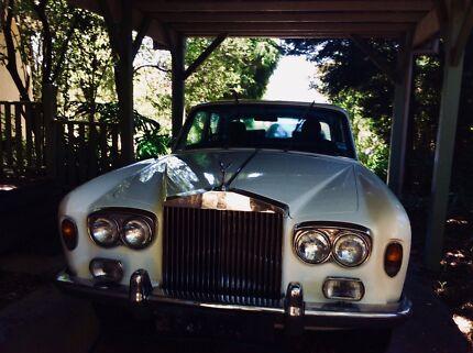 Rolls Royce Silver Shadow MK1