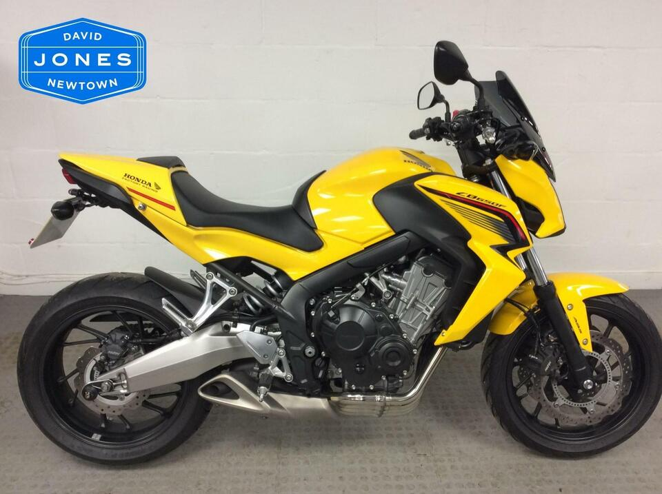 Honda CB650F BC650 F 2015 / 15 - Only 3700 miles - Fantastic condition
