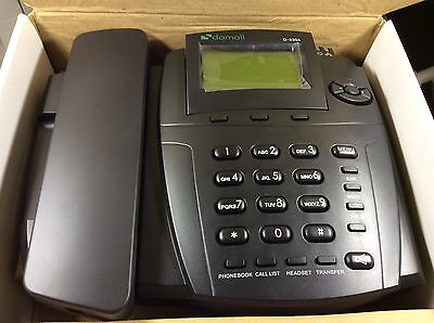 Damall D-2304 Ip Phone Business Home Office Telephone Brand New