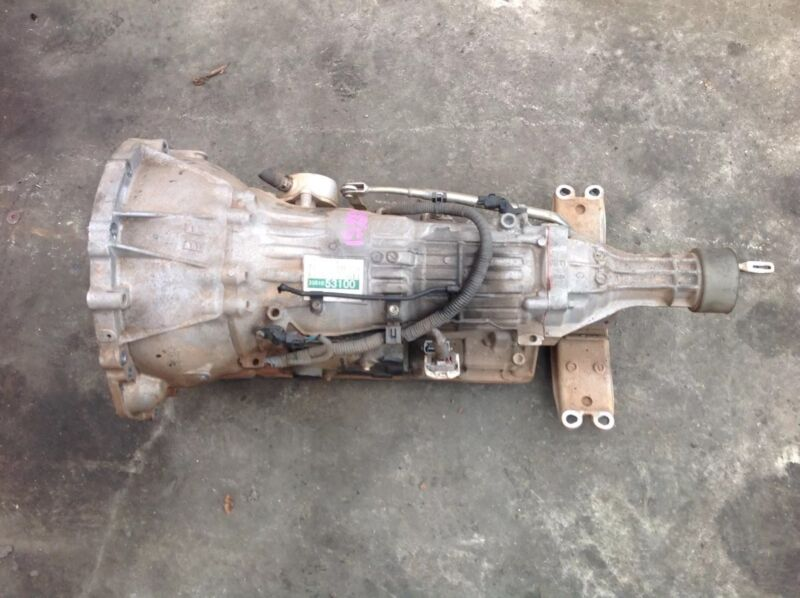 LEXUS IS250 2.5 V6 PETROL GEARBOX AUTOMATIC 2005-2012