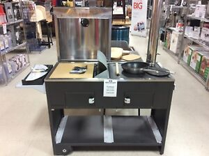 Fontana Outdoor Pizza Oven / Grill / French Top / Griddle