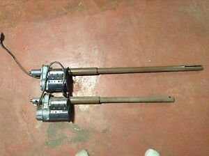 2 Emerson heavy duty hospital bed motors - mid drive conversion