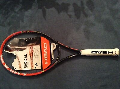 NEW OLD STOCK Head YouTek Graphene Radical MidPlus - 4 1/2 grip segunda mano  Embacar hacia Argentina