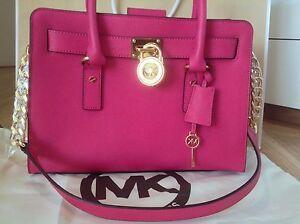 44f909934667 Michael Kors Mini Hamilton Messenger Bag Black Michael Kors Selma ...
