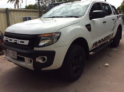 2012 FORD RANGER AUTO DIESEL DUALCAB....WOW SPORTS TRUCK Logan Central Logan Area Preview